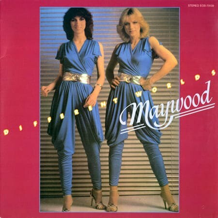 Maywood – Different Worlds (1981)