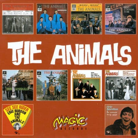 The Animals – The Complete French CD (1964-1967)
