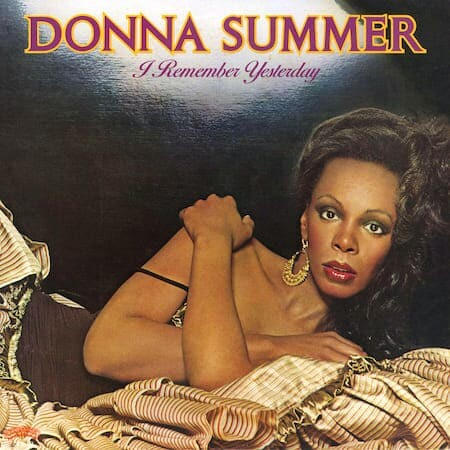 """Donna Summer – Альбом 1977 года """"I Remember Yesterday"""""""