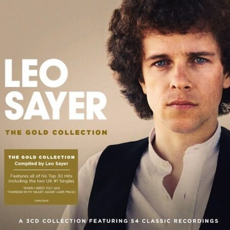 Leo Sayer – The Gold Collection (2018) 3CD