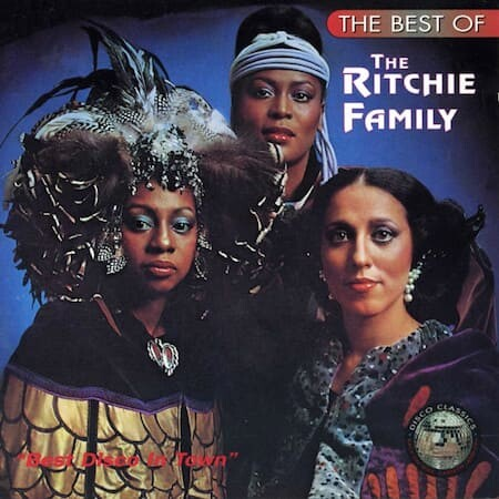 The Best Of The Ritchie Family (1994)