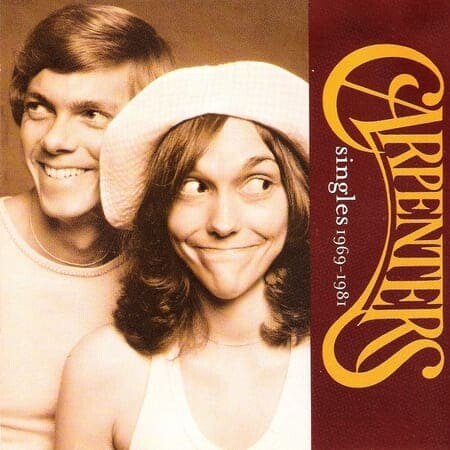 The Carpenters - The Singles (1969-1981)